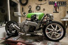 Yamaha GTS1000 custom(updated) by Roel Scheffers