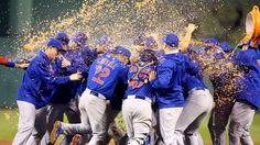 Chicago Cubs enter spring training as World Series favorites