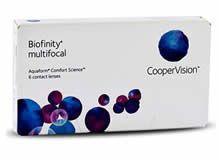 Met Biofinity Multifocal contactlenzen kunt u nu dichtbij, veraf en nabij scherp zien zonder aan comfort of zicht te verliezen.