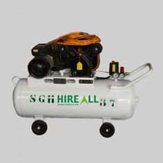 Hire All hires out a wide variety of equipment. From small, medium, and big plant - Hire All has it all. Big Plants