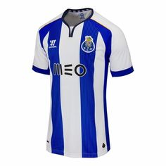Warrior F.C. Porto 2014 2015 Home Jersey (XL and XXL only) Soccer Gear 0370d995b