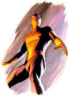 alex ross spider man - Pesquisa Google