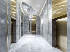 Image result for white model lift interior