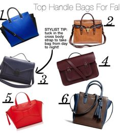 top handles for fall