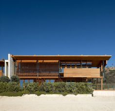 This one in Malibu. | Community Post: 21 Gorgeous Beach Houses That Are Doing It Right