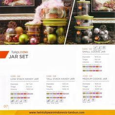 Jar Set Twin Tulipware | Tulip Living