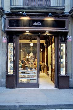 Chök - The chocolate kitchen - Barcelona