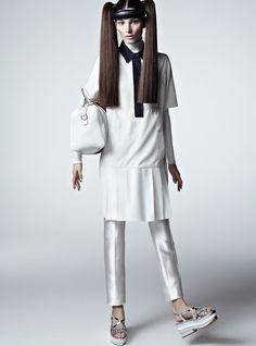 Ava Smith by Zee Nunes for Vogue Brazil July 2013