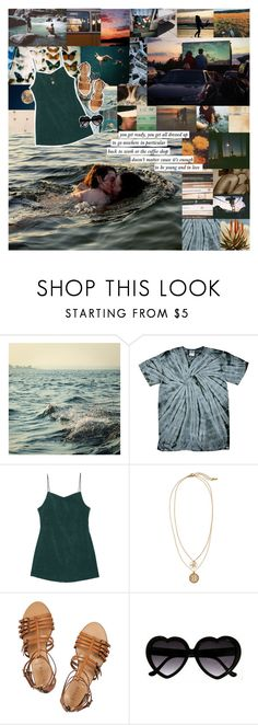 """""""to be young and in love"""" by my-name-is-caterina ❤ liked on Polyvore featuring GET LOST, ...Lost, Only Mine, Retrò, StyleNanda, H&M, J.Crew and vintage"""