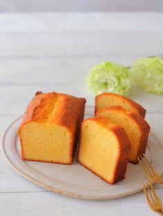 「バニラミルクパウンドケーキ」あいりおー   お菓子・パンのレシピや作り方【cotta*コッタ】