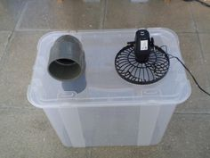In this instructable i will show you how to make an air conditioner from cheap stuff that you get from any store.