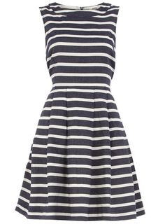 love this striped dress