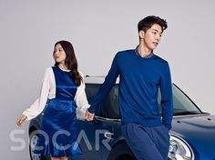 Find images and videos about korean actor, korean actress and lee sung kyung on We Heart It - the app to get lost in what you love. Nam Joo Hyuk Lee Sung Kyung, Nam Joo Hyuk Cute, Korean Celebrity Couples, Korean Celebrities, Weightlifting Fairy Kim Bok Joo Swag, Lee Sung Kyung Photoshoot, Selfies, Swag Couples, Nam Joohyuk