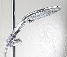 Multifunkčná sprchová hlavica s dažďovým efektom Golf Clubs, Bracelets, Silver, Jewelry, Jewlery, Jewerly, Schmuck, Jewels, Jewelery