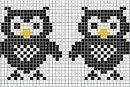Ugglor Pregnancy pregnancy or period Cross Stitch Needles, Cross Stitch Bird, Beaded Cross Stitch, Cross Stitch Designs, Cross Stitching, Cross Stitch Patterns, Owl Knitting Pattern, Knitting Charts, Knitting Stitches