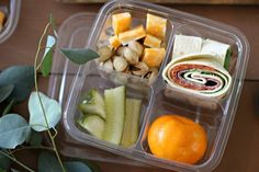 New Year Tips for Packing a Full Week of Healthy Lunches + Snacks — Gathered Mercantile - the new home of Miss Molly Vintage