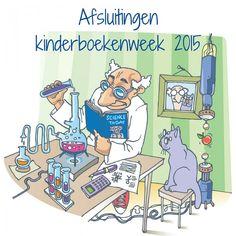 15 fantastische afsluitingen kinderboekenweek 2015