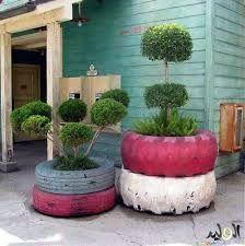 Resultado de imagem para ديكور حدائق منزلية