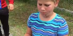 When This Girl Threw Food At The Baboon, The Baboon Threw POO At The Girl :http://www.smilesumo.co.uk/girl-threw-food-baboon-baboon-threw-poo-girl/