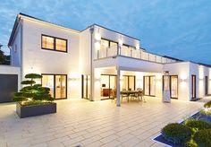 Luxushaus, Villa - Cannstatt - Ein Fertighaus von-GUSSEK HAUS
