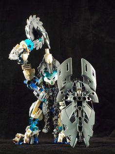 Bionicle MOC: Paleltuma Battledwarf | Flickr - Photo Sharing!