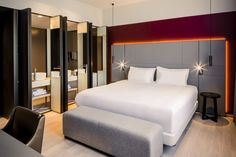 CONTEMPORARY ELEGANCE: NH GRAND HOTEL KRASNAPOLSKY BY RAMON ESTEVE