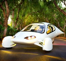 "Read about ""The Three-Wheeled Car That Could"""
