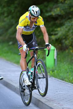 74th Tour of Poland 2017 / Stage 4 Peter SAGAN Yellow leaders jersey/ Zawiercie Zabrz / TDP / Tour de Pologne /