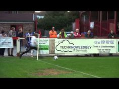 Field Invader Takes Corner Kick During Altrincham vs. Wigan Preseason Match [VIDEO] | FatManWriting