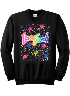 LISA FRANK MAKES CLOTHES NOW.   WOOOWWWWWWWW!!!! This is really bad news!