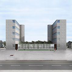 HORTUS CONCLUSUS, Aaron Dresben + Nicholas Kehagis, Advanced Design Studio: Aureli, Yale School of Architecture