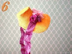Как сделать шляпку-капор для куколки - Ярмарка Мастеров - ручная работа, handmade