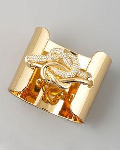 b2aa66789e5 bracelets bracelets bracelets! - ShopStyle: Rachel Zoe Love Me Knot Bracelet,  Wide Jewelry