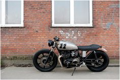 Z1OwnersClub GB :: View topic - Slow moving Z650 cafe racer project
