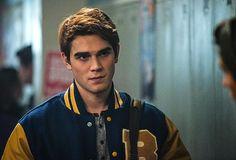 """K.J. Apa plays Archie Andrews in """"Riverdale."""" (Dean Buscher/Dean Buscher/The CW)"""
