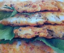 Recipe Potato and Feta Pancakes by Alison Bell, learn to make this recipe easily in your kitchen machine and discover other Thermomix recipes in Side dishes. Paleo Breakfast, Breakfast Recipes, Breakfast Ideas, Savory Snacks, Healthy Snacks, Raw Food Recipes, Cooking Recipes, Cooking Ideas, Bellini Recipe