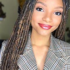Marcel, Natural Hair Care, Natural Hair Styles, Black Is Beautiful, Beautiful People, Chloe Halle, Neutral Eyes, Neutral Palette, Mac Cosmetics