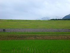 菰野町西菰野地区 雨上がり    平成24年6月9日撮影