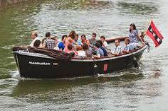 #sloep huren #Amsterdam 8 personen