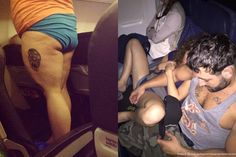 Weirdest & Naughtiest Things People Were Busted Doing On A Flight
