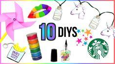 5-Minute Crafts To Do When You're BORED! 10 Quick and Easy DIY Ideas! Amazing DIYs - Craft Hacks! 10 DIYS you need to try!