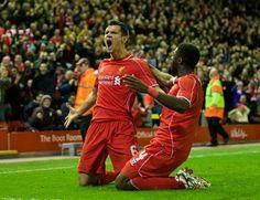 LC Liverpool vs Swansea 2-1
