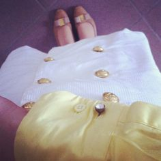 yellow & gold #salvatoreferragamo #tommyhilfiger #eterna