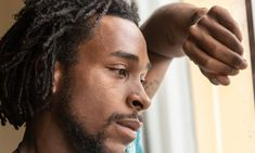 How to recognize the symptoms of depression and get effective help. Signs Of Depression, Depression Help, Depression Symptoms, Black And White People, Black Men, Effects Of Racism, Recovering From Depression, Feeling Hopeless