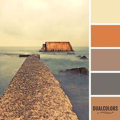 Colour Pallete, Colour Schemes, Color Combinations, Color Palettes, Color Inspiration, Paint Colors, Exterior, Colours, World
