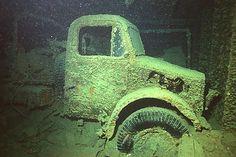 SS Thistlegorm, red Sea, Egypt