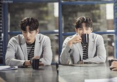 Ji Chang Wook   지창욱  Suspicious Partner