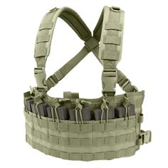 quality tactical gear chest rig   Condor Rapid Assault Chest Rig