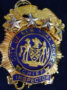 NYPD collectibles and badges Fire Badge, Law Enforcement Badges, Police Badges, Local Police, Police Chief, Military Weapons, Sheriff, Cops, Katrina Kaif