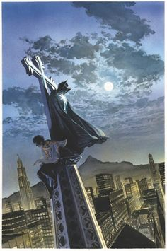 ASTRO CITY: CONFESSION TB by Alex Ross
